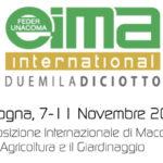 Logo EIMA 2018